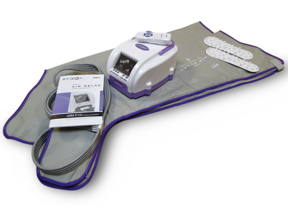 Ремонт аппарата прессотерапии, делаем все модели и производители