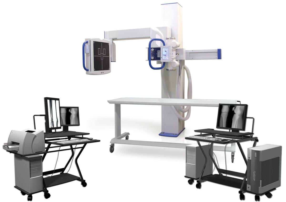 Ремонт рентгеновских аппаратов, устраняем поломку за час