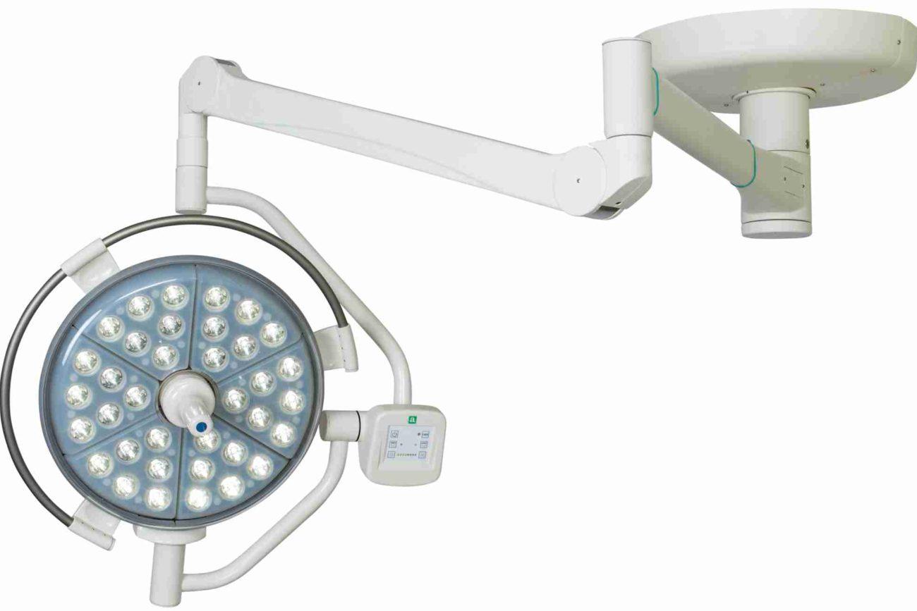 Ремонт хирургических светильников, все детали оригинальные