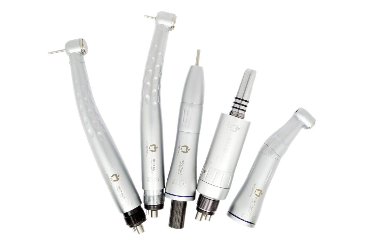 Ремонт стоматологических наконечников, тестирование проблемы от 20 минут