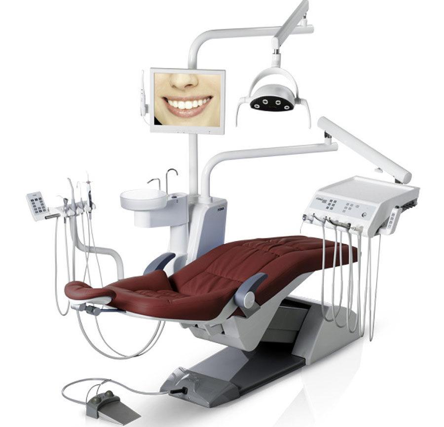 ремонт стоматологического оборудования, все запчасти есть в наличии