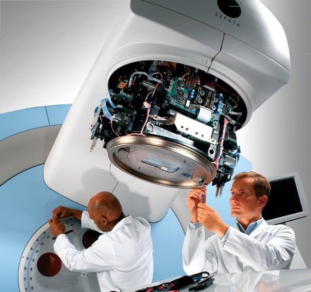 Техническое обслуживание и ремонт медицинской техники