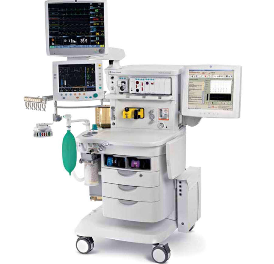 ремонт аппарата ИВЛ, диагностика бесплатная