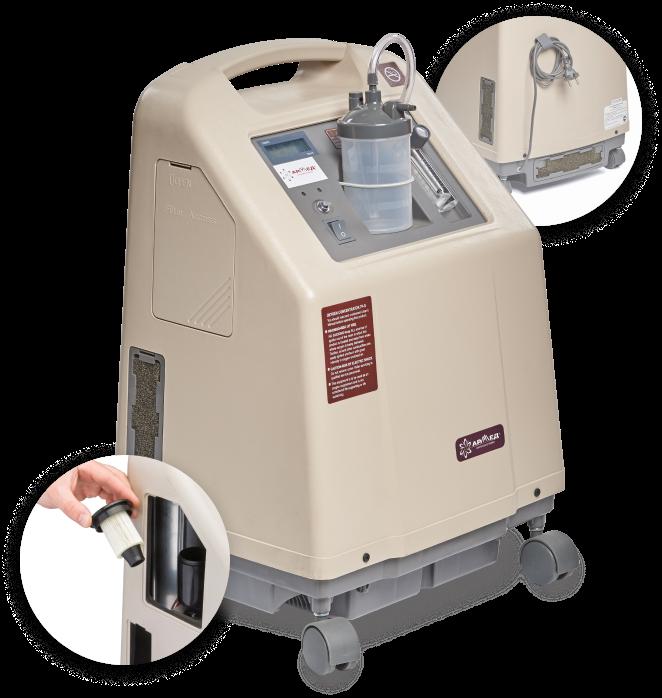 ремонта кислородных концентраторов
