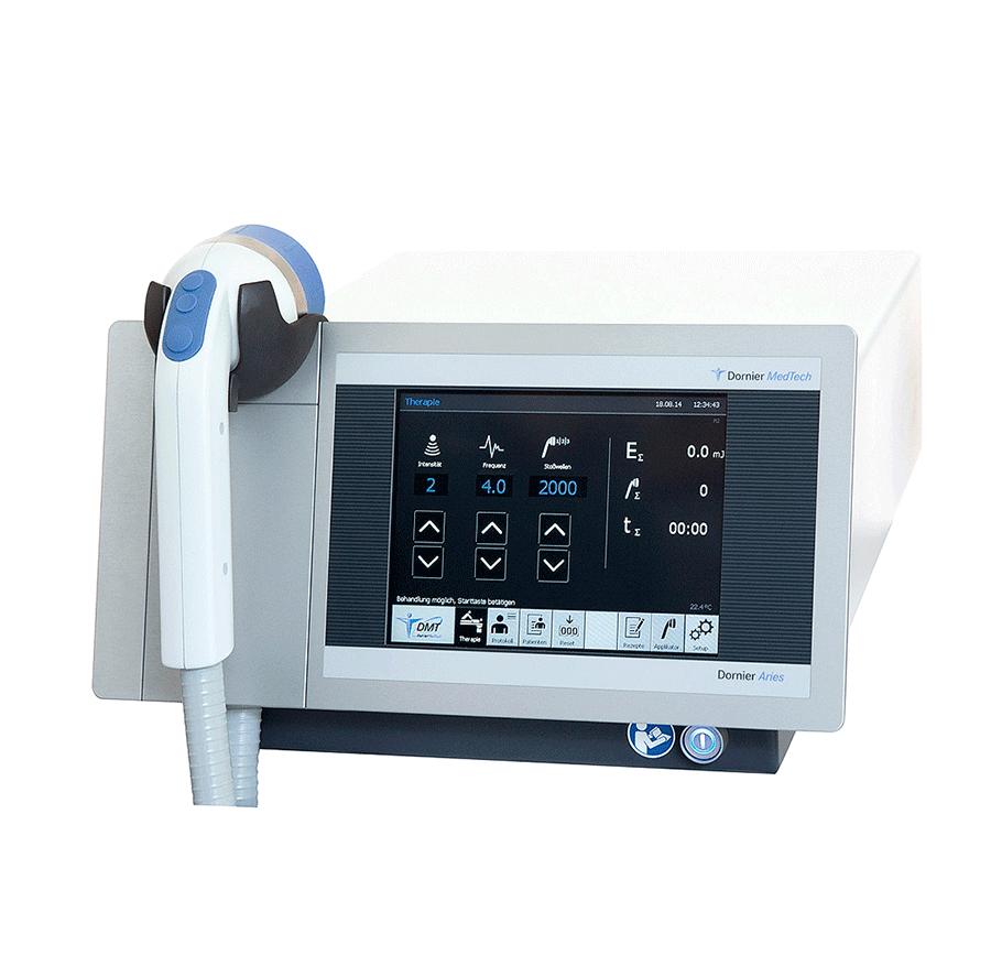 Ремонт аппаратов ударно волновой терапии