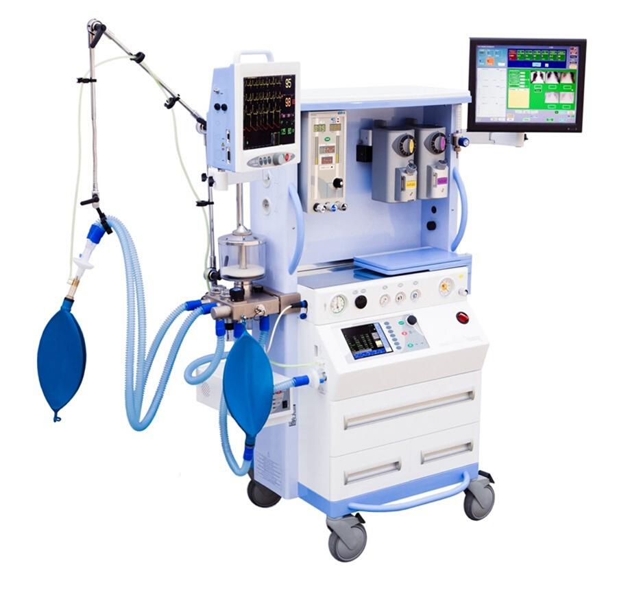 Ремонт наркозно дыхательных аппаратов