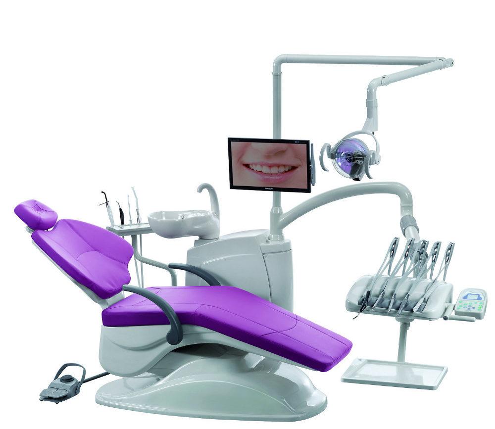 Реставрацию стоматологического кресла.