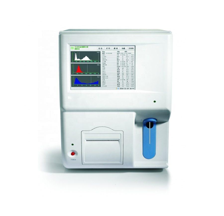 ремонта биохимических и гематологических анализаторов, среднее время устранение проблемы всего за 40 минут