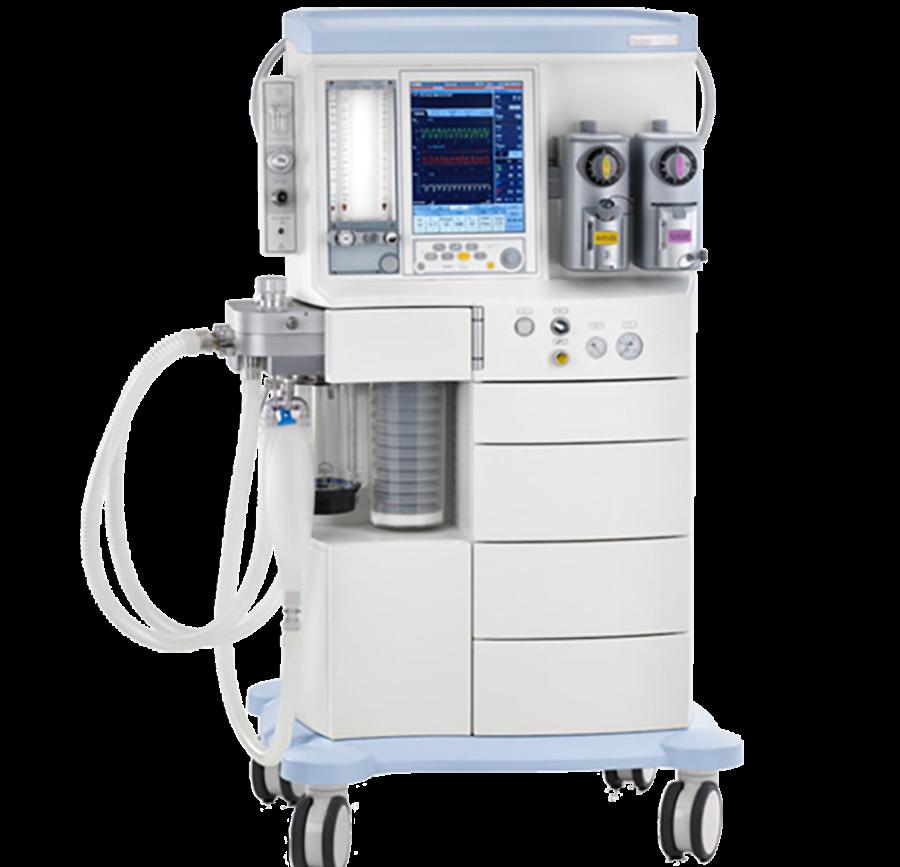 Техническое обслуживание наркозно дыхательных аппаратов