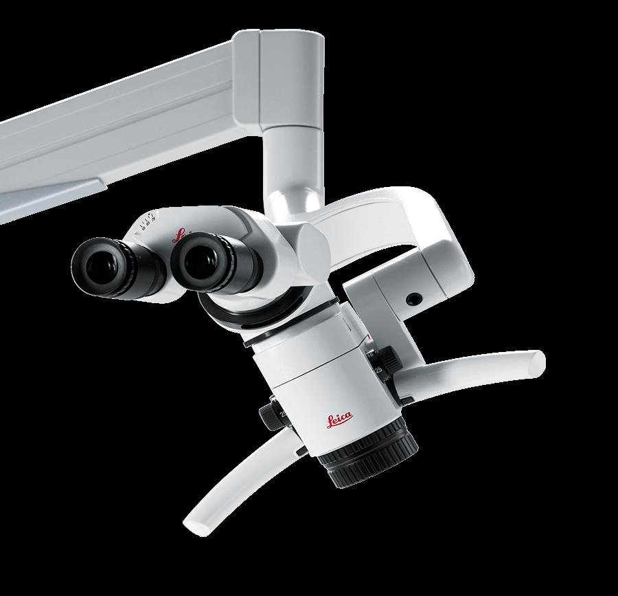 Обслуживание операционного микроскопа